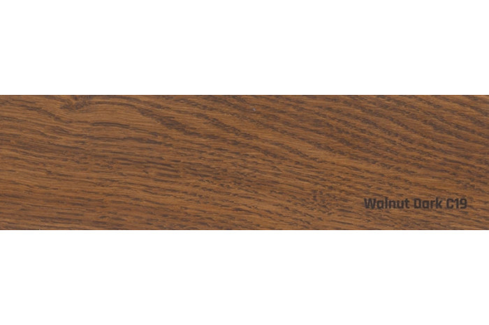 21-Walnut Dark C19