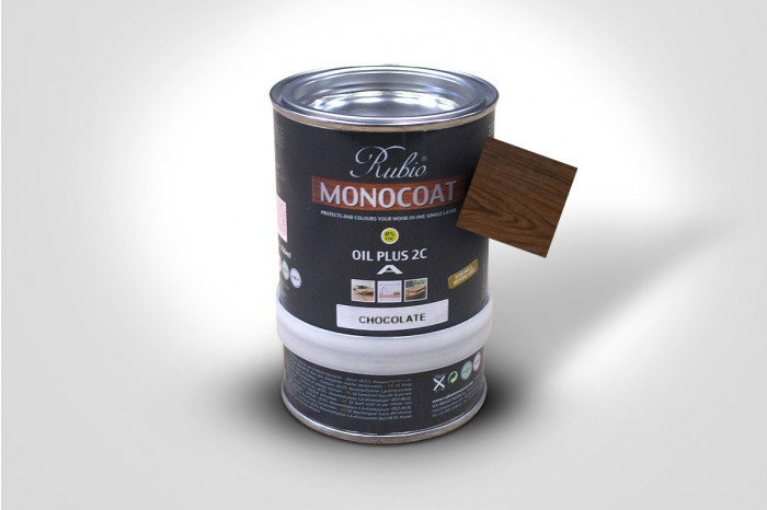 Monocoat 350ML - Chocolate